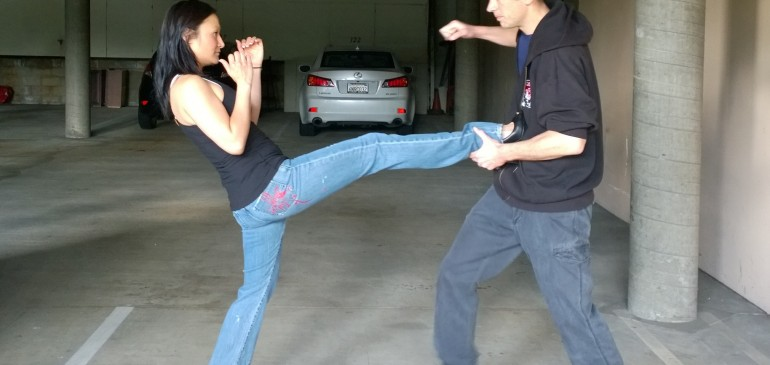 Krav Maga Classes in San Diego Ca with IKM San Diego