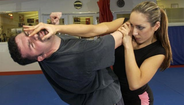 Self Defense for Women Classes with IKM San Diego