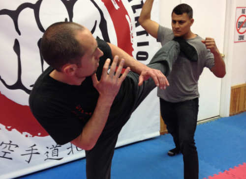 Want to learn Self Defense in San Diego