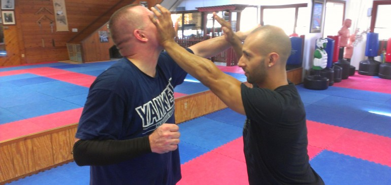 Krav Maga for Self Defense with IKM San Diego