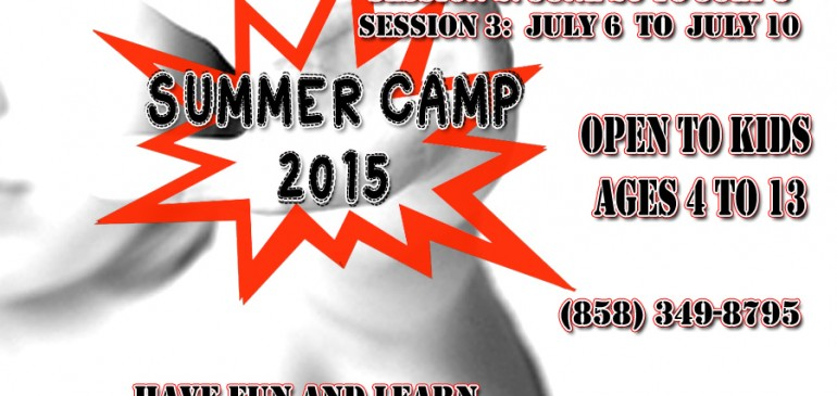 Kids Self Defense Summer Camp